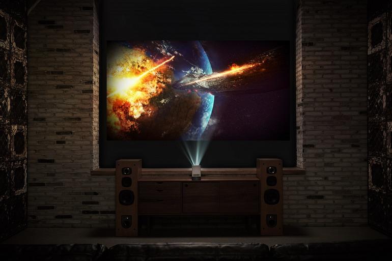 Cambia tu perspectiva con los nuevos proyectores de LG