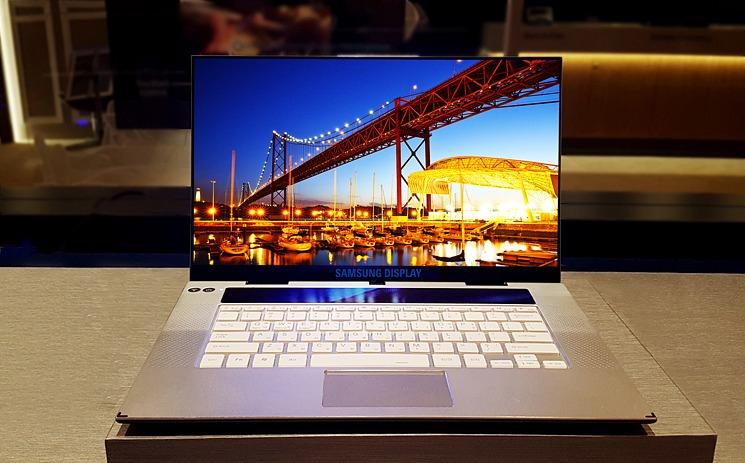 Los primeros OLED van a llegar a los portátiles gracias a Samsung