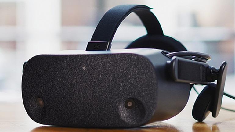 El casco VR Reverb de HP cuadruplica la resolución del Oculus Rift