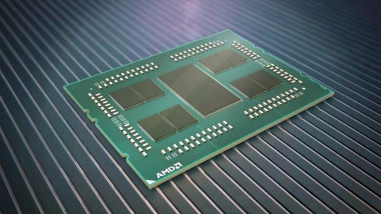 Parece que la arquitectura Zen 2 genera buenos rendimientos a AMD