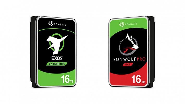 Seagate anuncia sus enormes discos duros de 16 TB