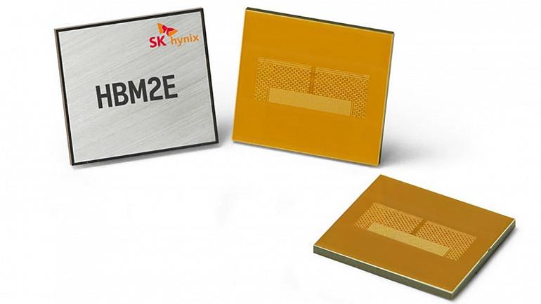 SK Hynix presenta una memoria HBM2E más rápida que la de la RTX 2080