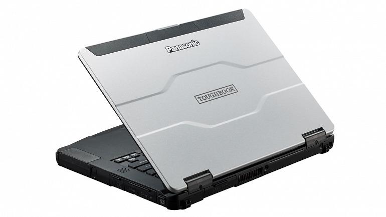El portátil Toughbook 55 de Panasonic es modular y te permite cambiar la GPU