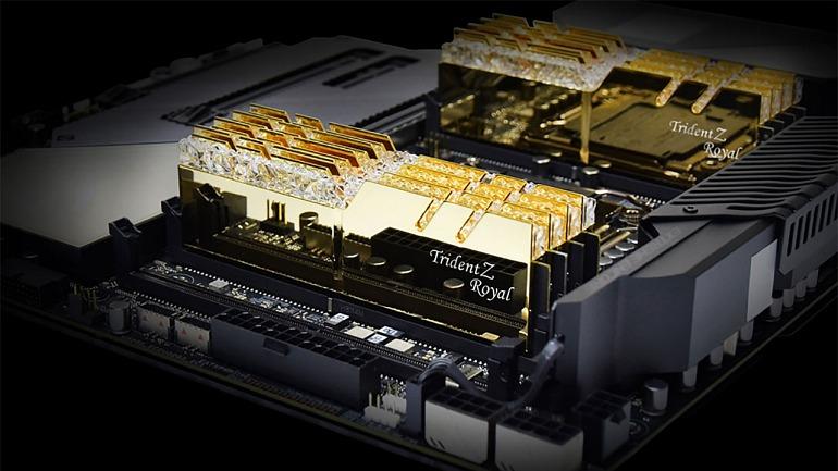 G.Skill ofrece capacidad y velocidad con sus nuevos kits de memoria RAM