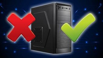 Tres razones para no montar un PC de gama baja y tres razones para sí hacerlo