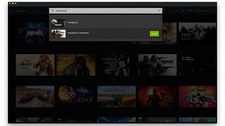 Nvidia rediseña GeForce Now con una interfaz más amable