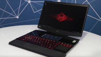 HP OMEN X 2S, el potente portátil de 2 pantallas, a examen