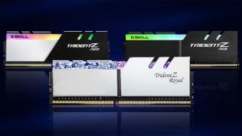 ¿Qué harías con 256 GB de RAM? G.Skill anuncia sus nuevos kits