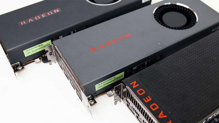 Confirmado: las tarjetas gráficas RX 5600 XT de AMD tendrán 2304 procesadores stream