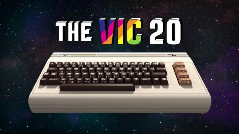 El clásico ordenador Commodore VIC-20 regresa reinventado y ya tiene fecha de lanzamiento