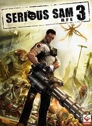 Carátula de Serious Sam 3 - PS3