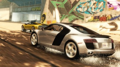 Midnight Club Los Angeles an�lisis