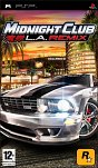 Midnight Club: Los Angeles Remix PSP