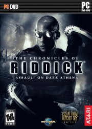 Carátula de Chronicles of Riddick - PC