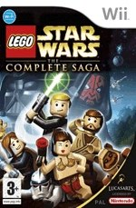 Carátula de LEGO Star Wars: Complete Saga - Wii