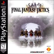Carátula de Final Fantasy Tactics - PS1
