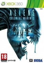 Carátula de Aliens: Colonial Marines - Xbox 360