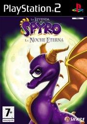 Carátula de Leyenda de Spyro: La Noche Eterna - PS2