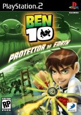 Carátula de Ben 10: Protector of Earth - PS2