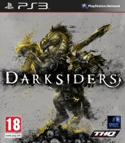 Carátula de Darksiders - PS3