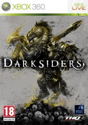 Carátula de Darksiders - Xbox 360