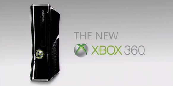 Nuevo modelo Slim de Xbox 360