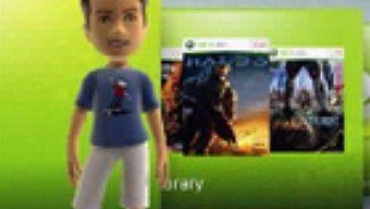 New Xbox Experience: La mitad de los planes para NXE se quedaron atrás