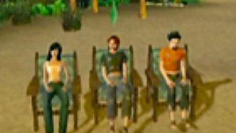 Video Los Sims 2: Náufragos, Vídeo oficial 1