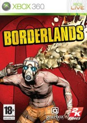 Carátula de Borderlands - Xbox 360