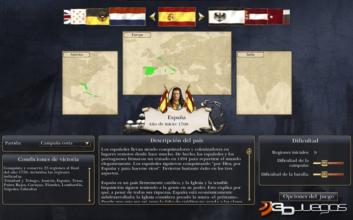 Empire Total War - An�lisis