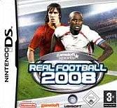 Real futbol 2008 DS