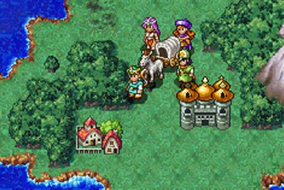 Dragon Quest IV (Nintendo DS)
