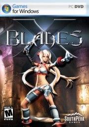 Carátula de X-Blades - PC