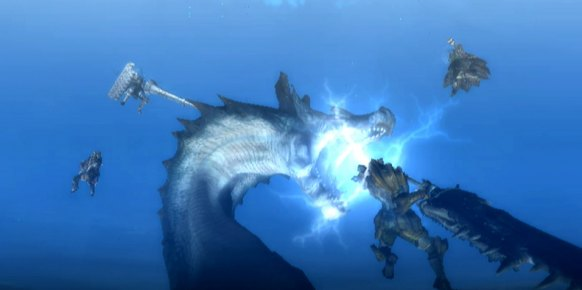 Monster Hunter 3: Impresiones multijugador