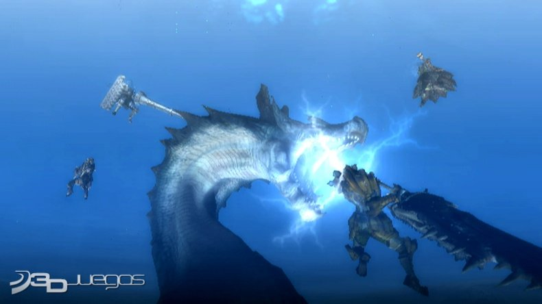 Monster Hunter 3 - Impresiones multijugador