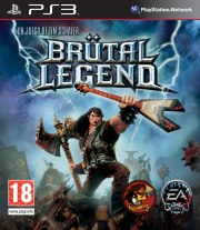 Carátula de Brutal Legend - PS3