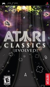Atari Classics Evolved PSP