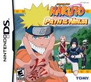 Carátula de Naruto: Path of the Ninja - DS