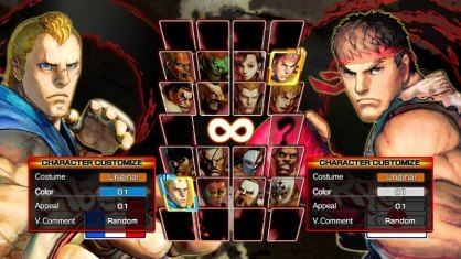 Street Fighter IV an�lisis
