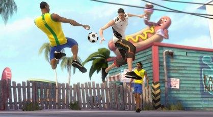 FIFA Street 3 an�lisis
