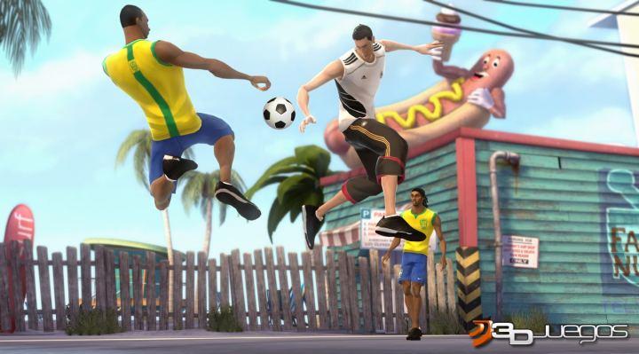 FIFA Street 3 - An�lisis