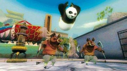 Kung Fu Panda análisis