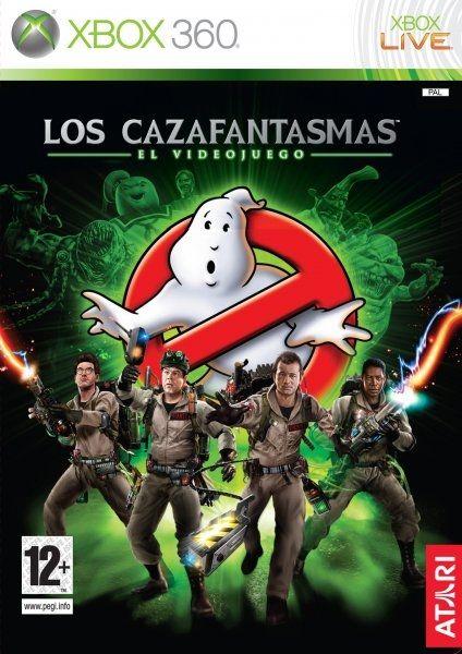 Car tula oficial de los cazafantasmas el videojuego for Cazafantasmas juego de mesa