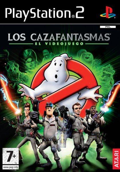 Los Cazafantasmas El Videojuego para PS2 - 3DJuegos