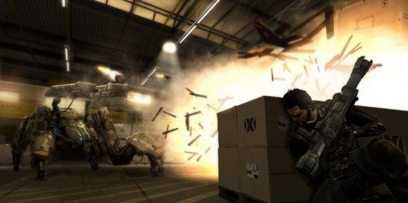 Deus Ex Human Revolution: Impresiones Gamescom 2010