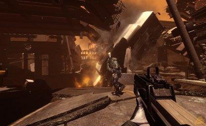 F.E.A.R. 2 Project Origin PS3