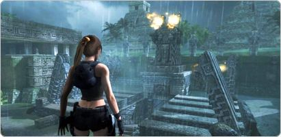 Los vestidos clásicos de Lara Croft, disponibles para Tomb Raider: Underworld