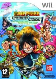 Carátula de One Piece Unlimited Cruise 1 - Wii