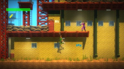 Bionic Commando Rearmed PC