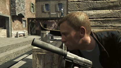 James Bond Quantum of Solace PS3